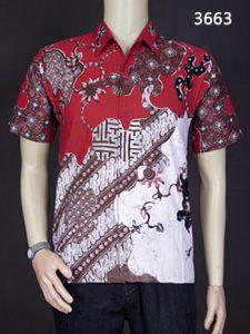 Baju Batik Pria – BP3663